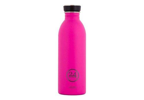 24 Bottles Urban Bottle - 0.5L - Passion Pink