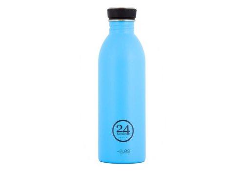 24 Bottles Urban Bottle - 0.5L - Lagoon Blue