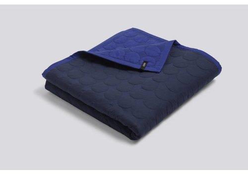 HAY Mega Dot Quilt - Blue - 195x245cm