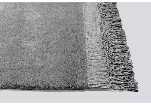 HAY Raw Rug - Grey - 240x170cm