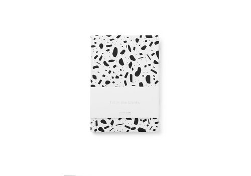 Normann Copenhagen Daily fiction - Notebook - Busy Structure - Small