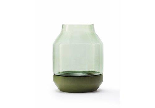 MUUTO Elevated vase - green