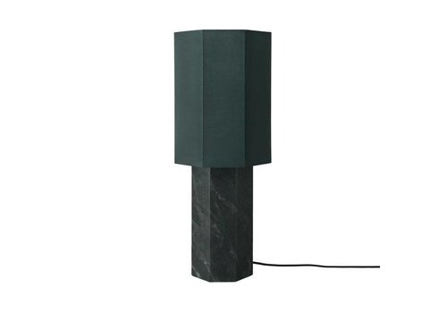 Louise Roe Eight over eight marble base green