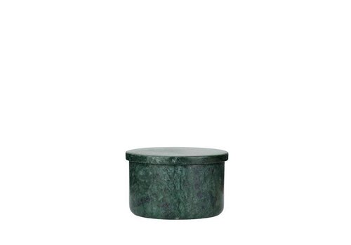 Louise Roe Gina bowl - Green marble - dia 7cm