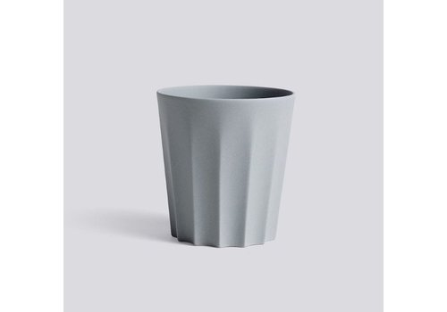 HAY Iris mug - sharp grey