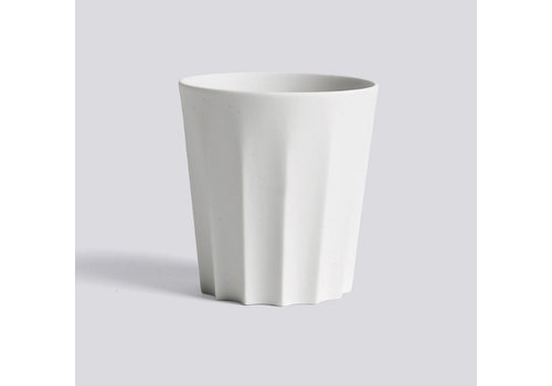 HAY Iris mug - sharp off white