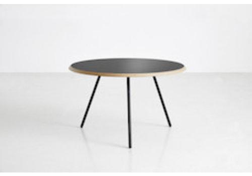 Woud Soround coffee table - Black Fenix - dia75cm - H44cm