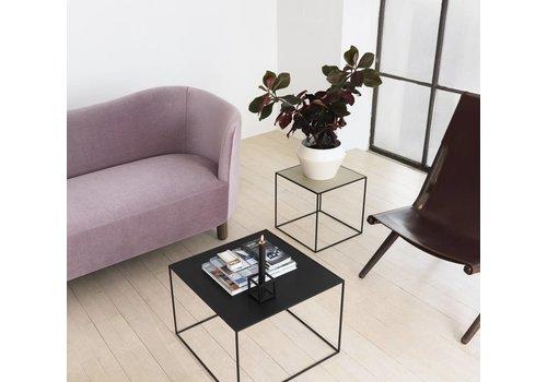 Bylassen Twin 49 table - black frame