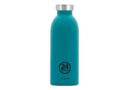 24 Bottles Clima Bottle - 0.5l - Atlantic Bay