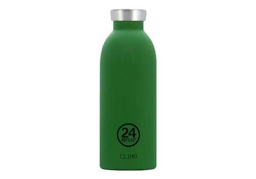 24 Bottles Clima Bottle - 0.5l - Jungle Green