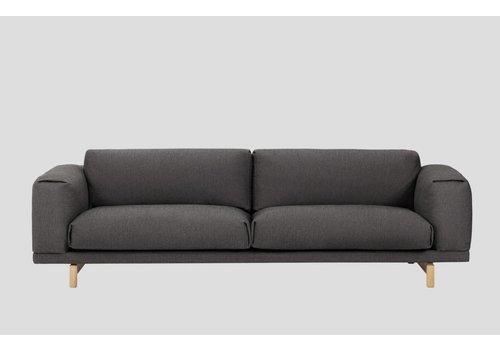 MUUTO REST sofa : 3-seater