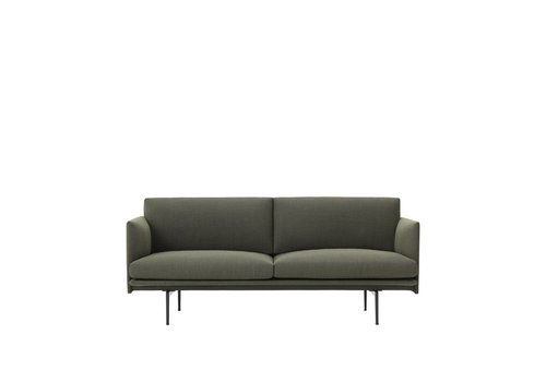 MUUTO Outline 2 seater