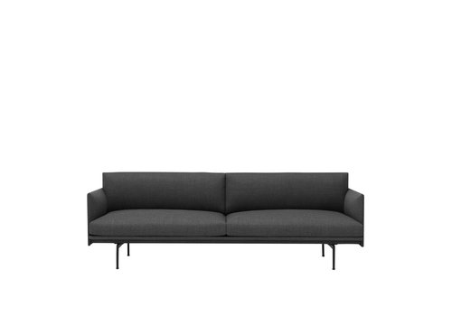 MUUTO Outline 3 seater