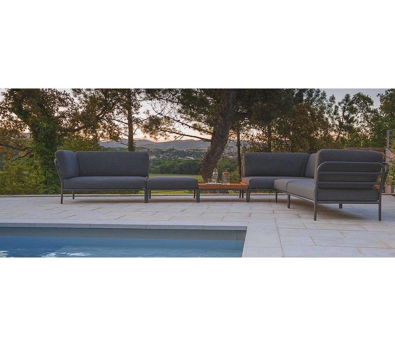 Level - lounge sofa - left corner