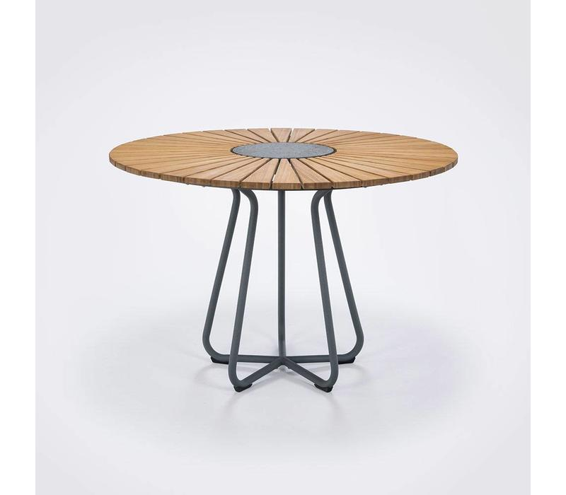 Circle table dia 110cm