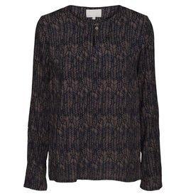 minus Alvina blouse - print