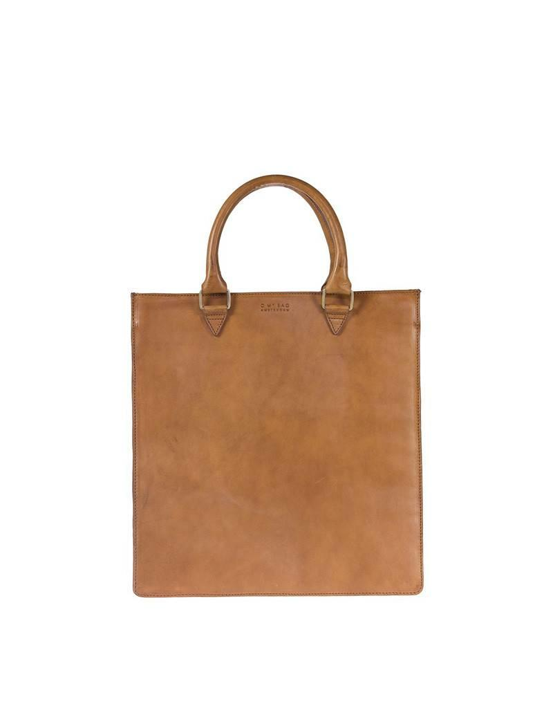 o my bag Mila shopper - camel