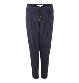 dante6 Cederic pants - navy/pinstripe