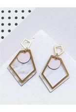 Shlomit Ofir Apex Earrings - Gold