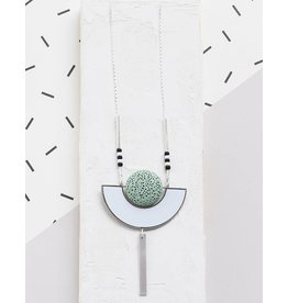 Shlomit Ofir Iconic Necklace - Silver