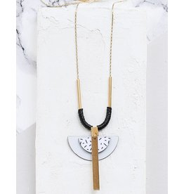 Shlomit Ofir Milano Necklace - Gold