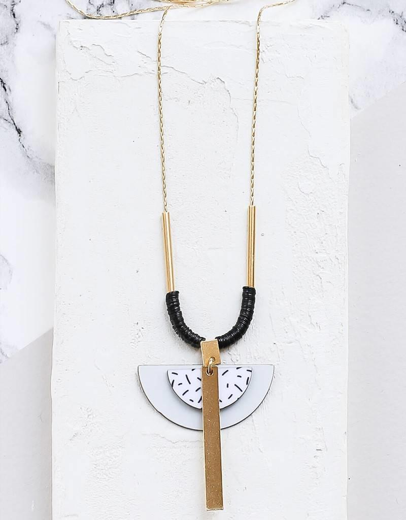 Shlomit Ofir Milano Necklace - Gold