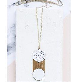Shlomit Ofir Pop art necklace
