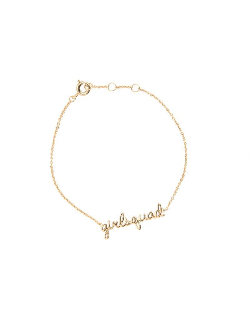 All the luck in the world Urban bracelet - Girlsquad