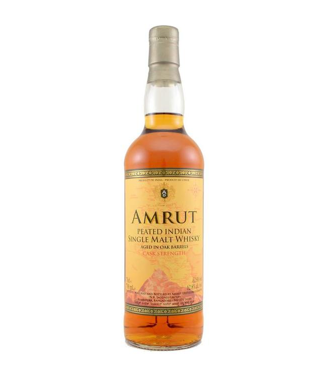 Amrut Amrut Peated Cask Strength
