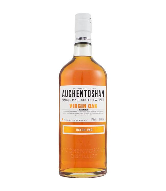 Auchentoshan Auchentoshan Virgin Oak - Batch 2