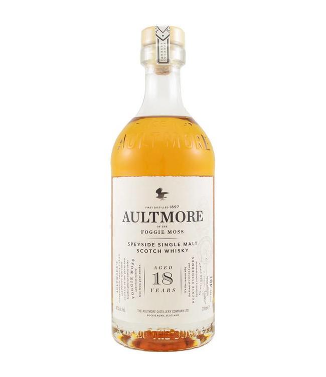 Aultmore Aultmore 18 jaar