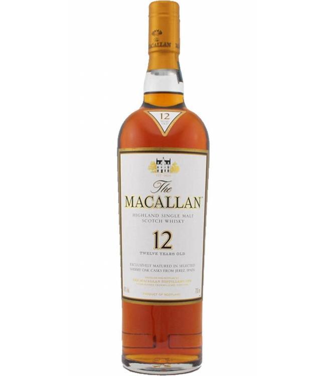 Macallan Macallan 12 yo Sherry Oak