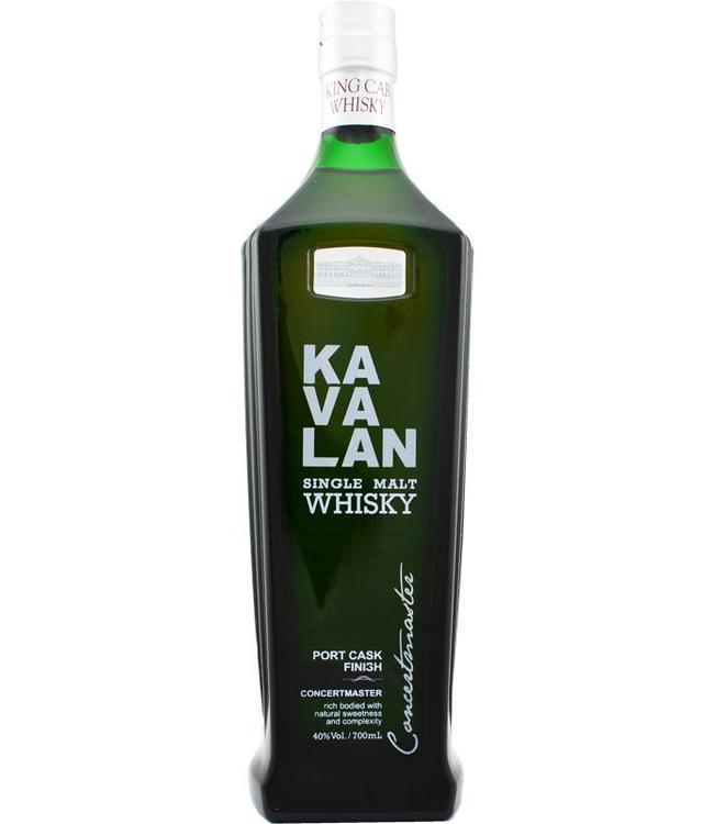 Kavalan Kavalan Concertmaster Port