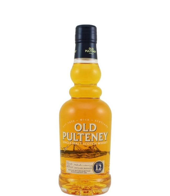 Old Pulteney Old Pulteney 12 jaar - 35 cl