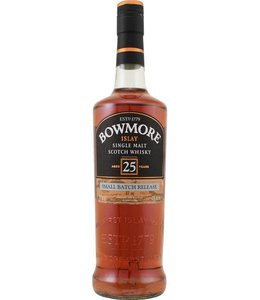 Bowmore 25-year-old - small batch