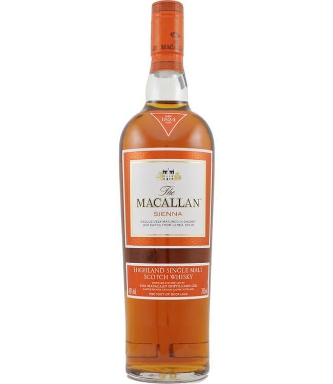 Macallan Macallan Sienna