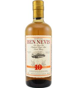 Ben Nevis 10 jaar oud