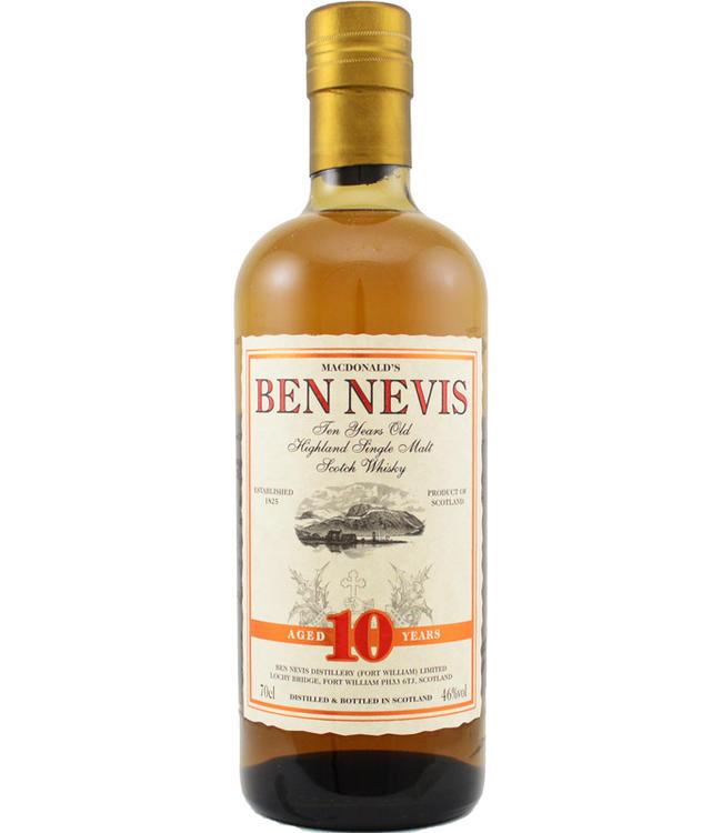 Ben Nevis Ben Nevis, 10 jaar oud