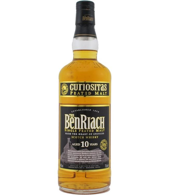 Benriach BenRiach 10 year old Curiositas