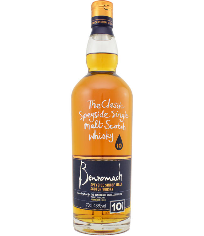 Benromach Benromach 10-year-old