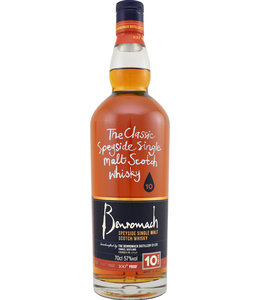Benromach 10-year-old 100 Proof