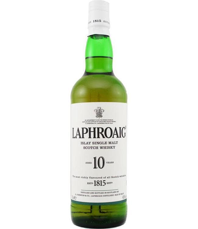 Laphroaig Laphroaig 10-year-old