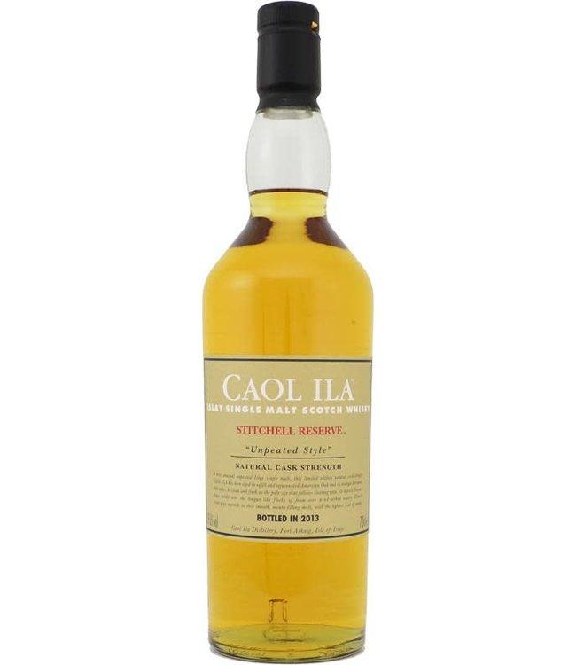 Caol Ila Caol Ila Stitchell Reserve