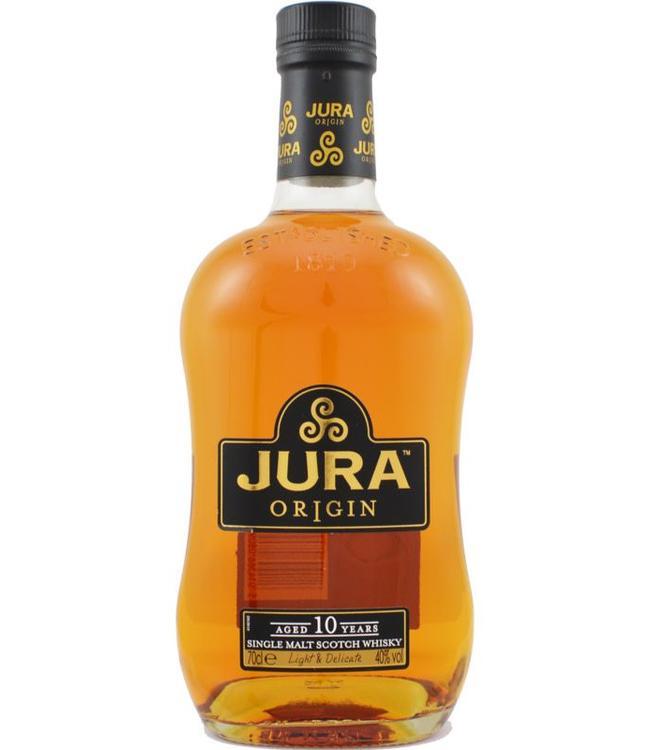 Isle of Jura Isle of Jura 10-year-old Origin