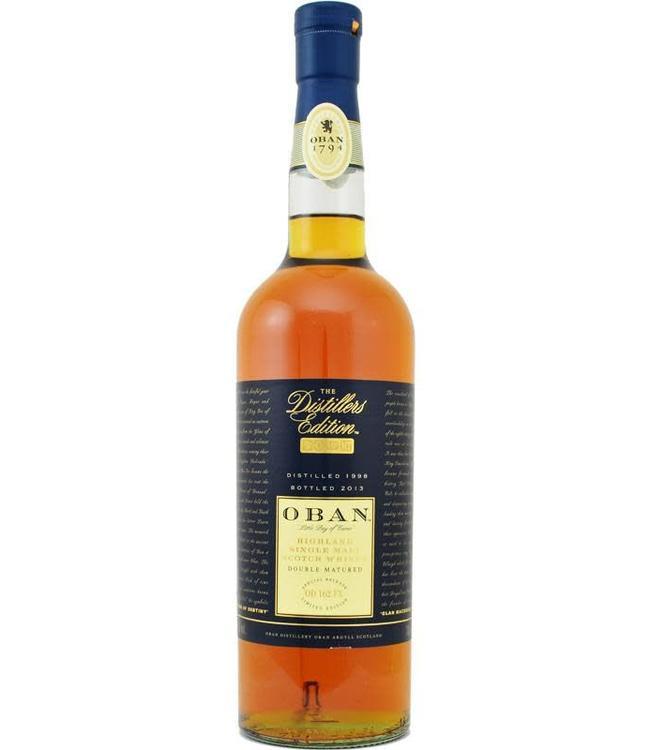 Oban Oban 1998 - 2013 Distillers Edition