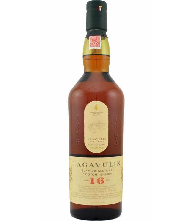 Lagavulin Lagavulin 16-year-old