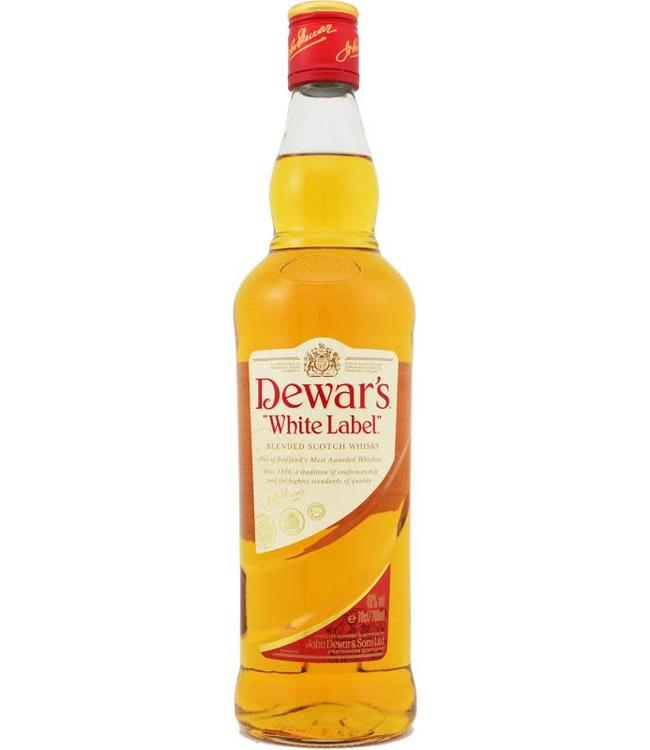 Dewar's Dewar's White label