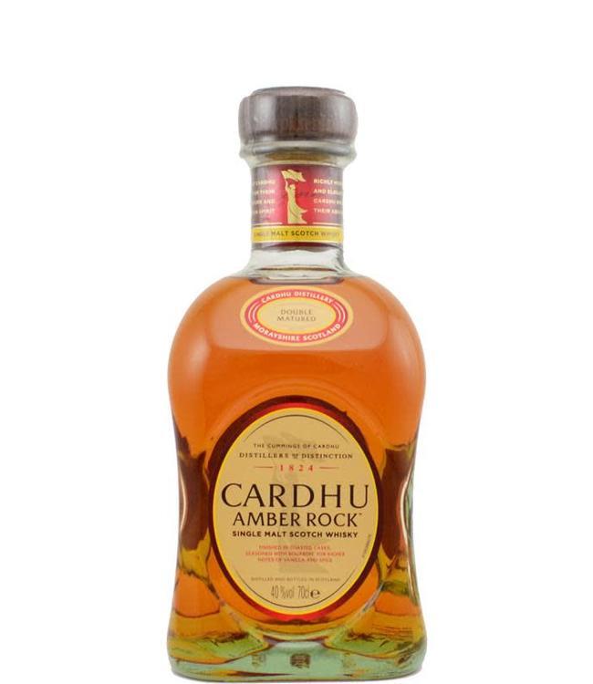 Cardhu Cardhu Amber Rock