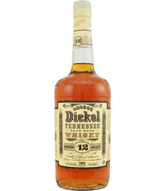 George Dickel George Dickel no 12 1l