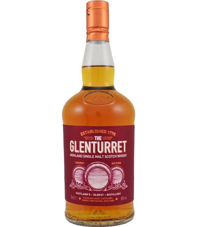 Glenturret Glenturret Sherry Edition
